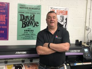 Northumbria Print Takes the Road to Digital