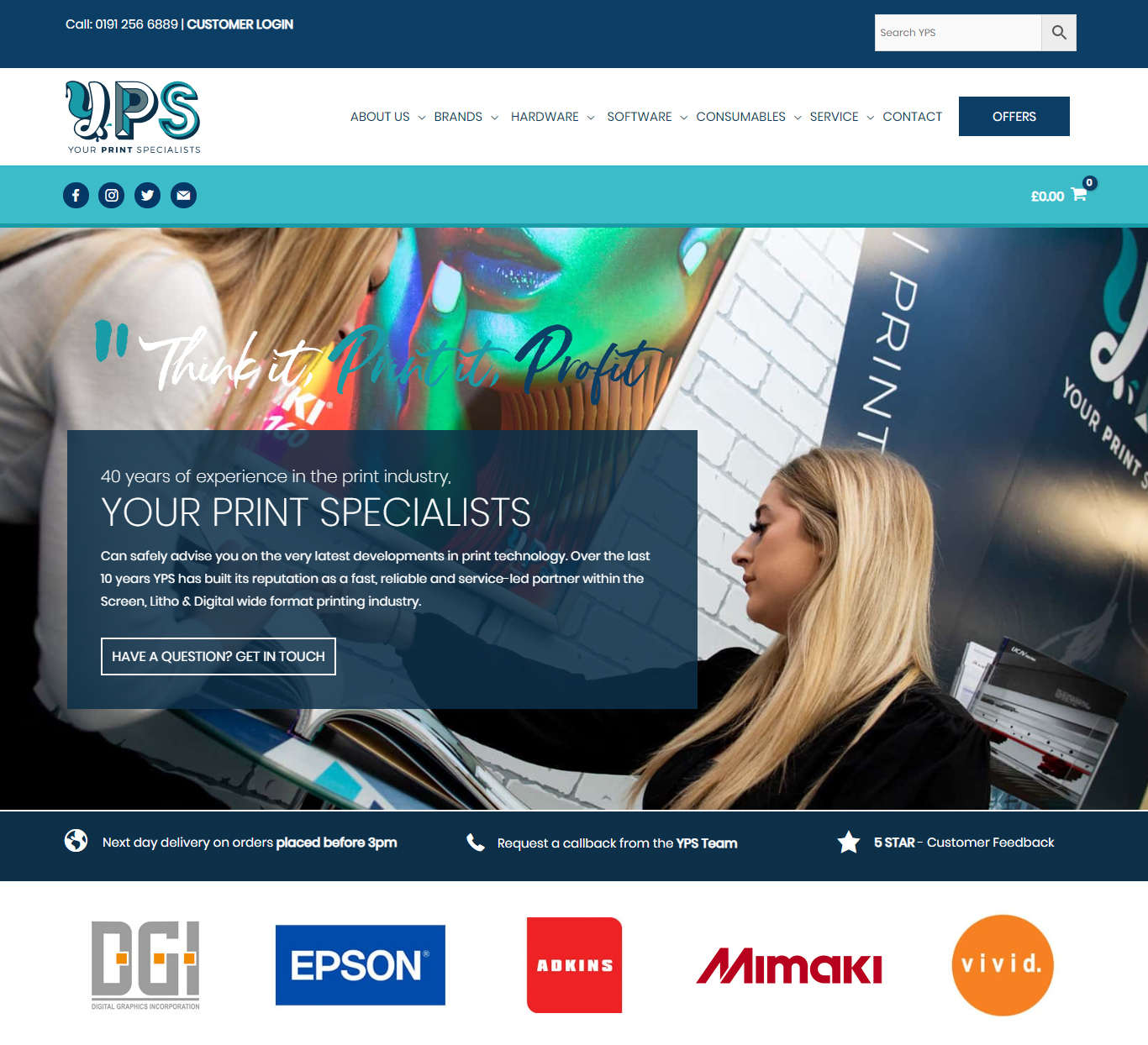 New YPS Web Site Adds E-Commerce